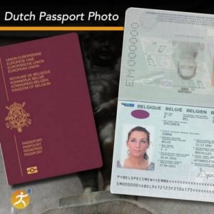 Buy Dutch passport online biometric passport with RFID-chip online. Model 2021 year. Valid for 10 years for adults.